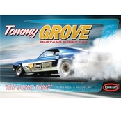 Vintage Tommy Grove Mustang Funny Car legend