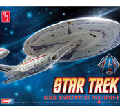 Star Trek Enterprise 1701-E 1/2500
