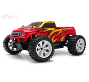 Right 1/10 Monster Truck EP 4WD 2.4G WP