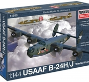 "1/144 B-24J USAAF ""Blasted Event""/CAF"