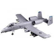 FMS A-10 med dubbla 70mm fläktar PNP