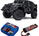 Traxxas TRX-4 Tactical Unit Trail Crawler RTR - Med Batteri & Laddare