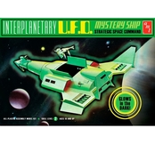 Interplanetary UFO Mystery Ship 1/100