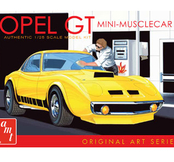 "Buick Opel GT ""Original Art Series"" - White"