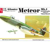 Gloster Metor MK-1 Fighter Jet