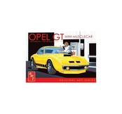 "Buick Opel GT ""Original Art Series"" - Yellow"