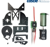 Castle Creations Baja Conversion (5B OR 5T) Combo (34V ESC V2, 2028-750K Motor)
