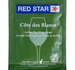 Red Star Côte des Blancs vinjäst 5 g