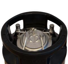 startkit fatölsanläggning nytt 18 l kulfat