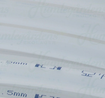 """PE tubing 1/2"""" (9,5 x 12,7 mm) natural"""