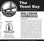 Wallonian Farmhouse (The Yeast Bay)