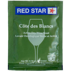 Red Star Côte des Blancs, 5 g, REA