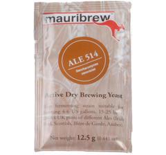 Mauribrew Ale 514, 12,5 g, REA 18-30 mån