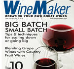 WineMaker, June/July 2014