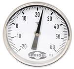 Thermometer for fermenters -20 to 60 °C