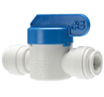 John Guest Shut-Off Valve, 10 mm - 10 mm