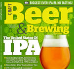 Craft Beer & Brewing: The United States Of IPA (Feb-Mar 2016)