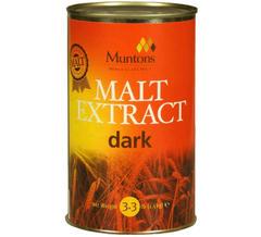 maltextrakt Dark, 1,5 kg, REA 18-30