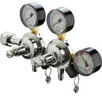 CO2 double regulator premium