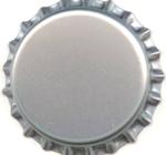 grå kapsyler, 10000 st