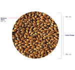 Brown Malt, whole, 1 kg