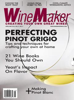 WineMaker, April/May 2014