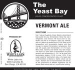 Vermont Ale (The Yeast Bay)