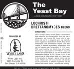 Lochristi Brettanomyces Blend (The Yeast Bay)
