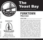 Funktown Pale Ale (The Yeast Bay)