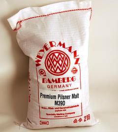 extra pale premium pilsnermalt (Weyermann®), hel, 5 kg