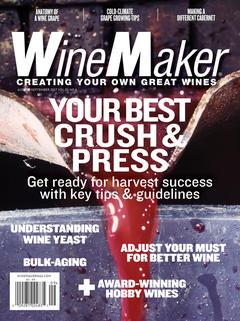 WineMaker, Aug/Sep 2017
