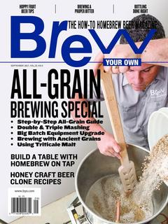 Brew Your Own, September 2017