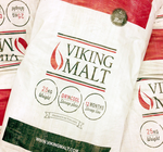 pilsnermalt (Viking), krossad, 25 kg