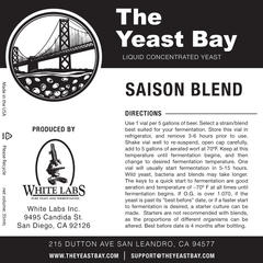 Saison Blend (The Yeast Bay) REA 4-12 mån