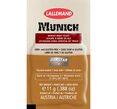 Munich Wheat (Lallemand) 11 g, REA