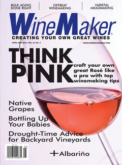 WineMaker, Apr/May 2015
