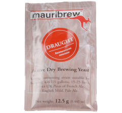 Mauribrew Draught, 12,5 g, REA