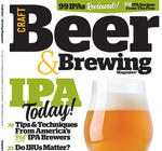 Craft Beer & Brewing: IPA Today (Aug-Sep 2017)