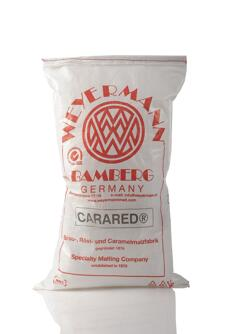 ekologisk Carared®, hel, 25 kg