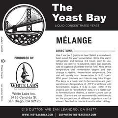 Mélange (The Yeast Bay) REA 4-12 mån