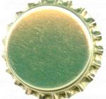 syreabsorberande guldfärgade kapsyler, 250 st