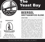Beersel Brettanomyces Blend (The Yeast Bay) REA 4-12 mån
