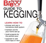 BYO temanummer 'Guide to Kegging'