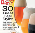 BYO Special Issue '30 Great Beer Styles'