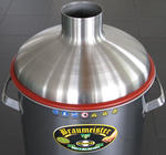Stainless hood for Braumeister 20 l