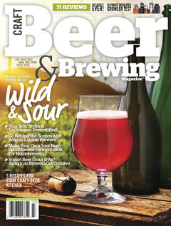 Craft Beer & Brewing: Wild & Sour (June-July 2015)