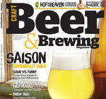 Craft Beer & Brewing: Saison Naturally Wild (June-July 2016)