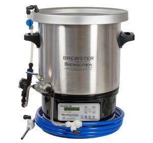 Brewster brewing system 25 l