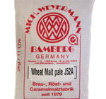 Wheat Malt - pale (Weyermann®), whole, 5 kg