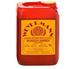 maltextrakt Munich Amber (Weyermann®) 4 kg